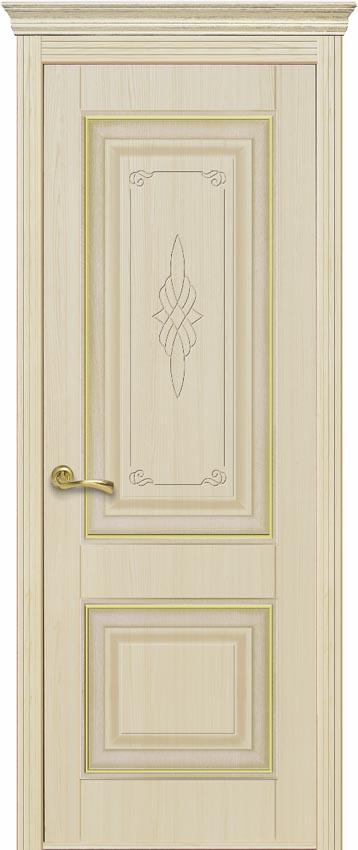 модели: Двери - Дверное полотно и портал Роксана